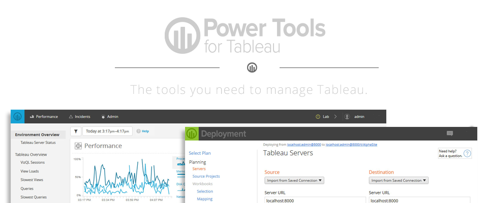 Take Control of Your Tableau Workbooks - Power Tools for Tableau